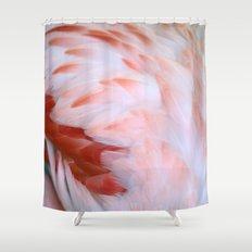 Flamingo #5 Shower Curtain