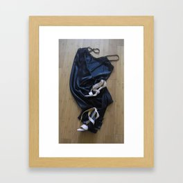 complications 1 Framed Art Print