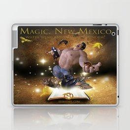 Paranormal: Magic, New Mexico series Laptop & iPad Skin