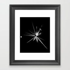The Moment Framed Art Print