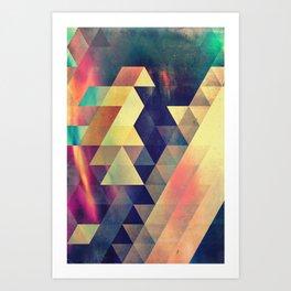 shyft Art Print