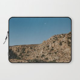 Moon over Mountains Laptop Sleeve