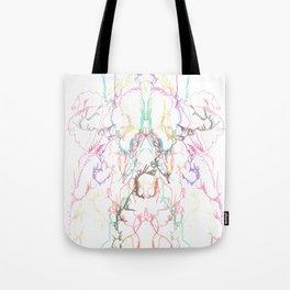 Exploading dancer Tote Bag