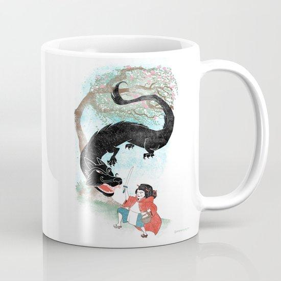 Little Red-San Coffee Mug