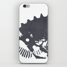 Industrial II iPhone & iPod Skin