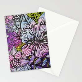 Oh Yah Girl Stationery Cards