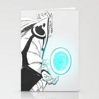 naruto Stationery Cards featuring Naruto by Iotara