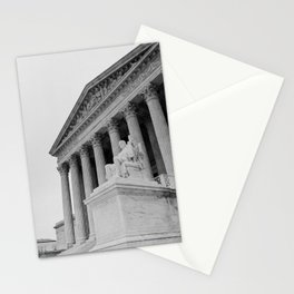 United States Supreme Court Building Stationery Cards