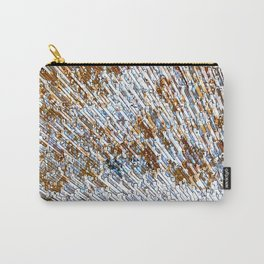 Rusty Blocks Carry-All Pouch