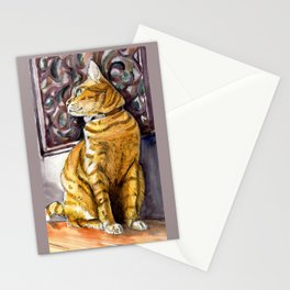 Cat Charlie Stationery Cards