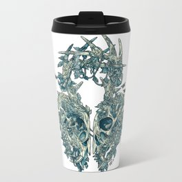 Lichen Metal Travel Mug
