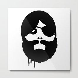 Baba- G Metal Print