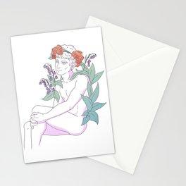 Pretty Boy 6 Stationery Cards