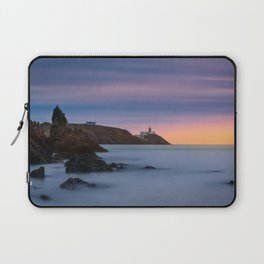 Howth lighthouse - Ireland (RR200) Laptop Sleeve
