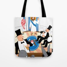 Everybody, Out! Tote Bag