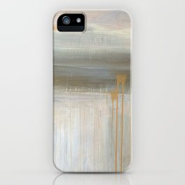 HELLO COWGiRL iN THE SAND iPhone Case