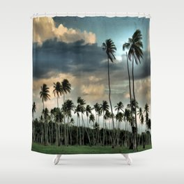 Guess Who The Wil2 Shower Curtain