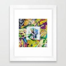 Mal de Coucou Framed Art Print