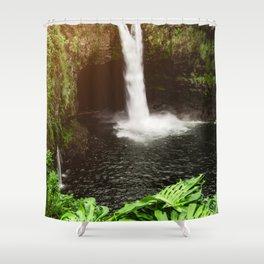 Jungle Waterfall - 32/365 Shower Curtain