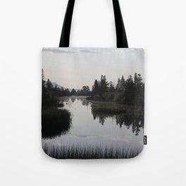 Why We Stop Tote Bag