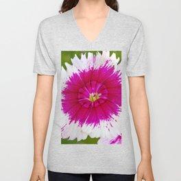 Garden Flora Unisex V-Neck