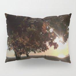 Nine Oclock Sunrise Kenosha Pillow Sham