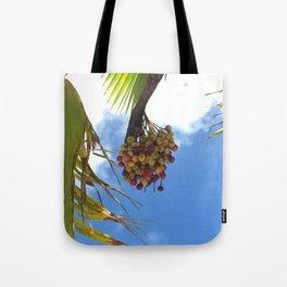 Puerto Rico Condado beach fruit Tote Bag