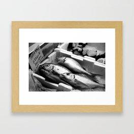 Luca Brasi Framed Art Print