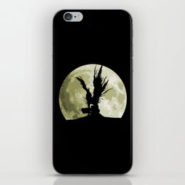 Death God iPhone Skin