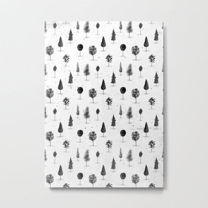 Eternal Forest Metal Print
