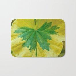 Splatter of Green Bath Mat