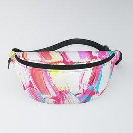 Pink Party Sugarcane Fanny Pack