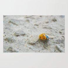 Ladybird Rug