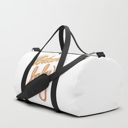 bitcoin baby   [color] Duffle Bag