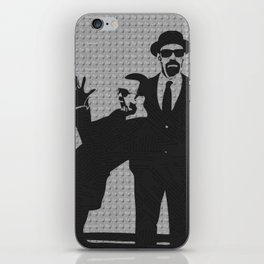 Goodbye Breaking Bad! iPhone Skin