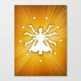 Zenyatta Transcendence Canvas Print
