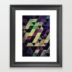 pynty Framed Art Print