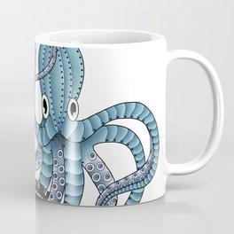 Miss. Octopus Coffee Mug