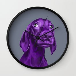 THE DOGS: GUY 5 Wall Clock