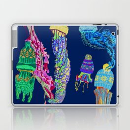 Cool Jellyfish 2 Laptop & iPad Skin