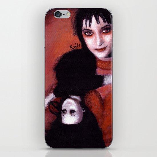 Lydia Deetz iPhone & iPod Skin
