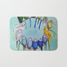 Joycatcher Bath Mat