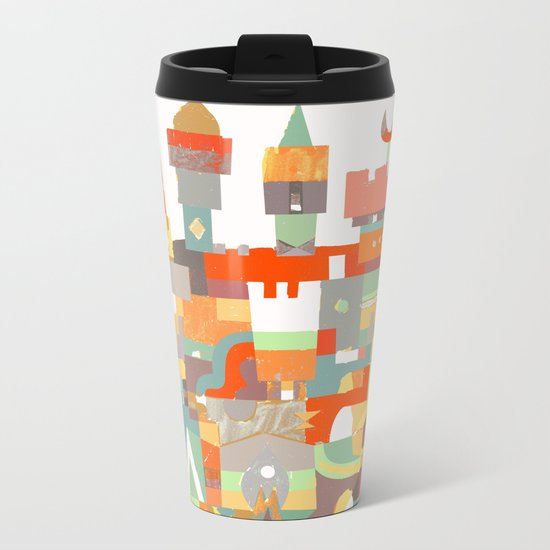 Structura 8 Metal Travel Mug