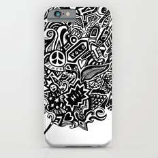 the doodle wand iPhone 6s Slim Case