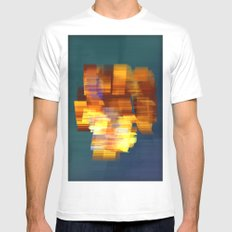 The Cyberiad Mens Fitted Tee White MEDIUM