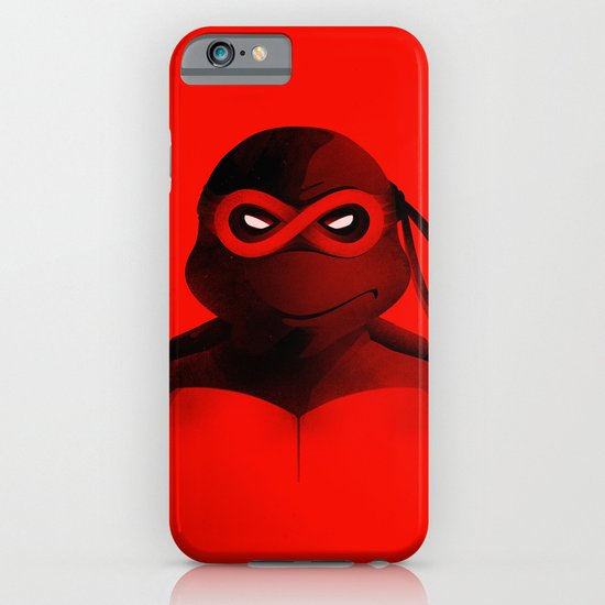 Raphael Forever iPhone & iPod Case