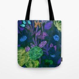 Light Bright Florals Tote Bag