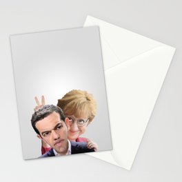 Love to Hate Stationery Cards