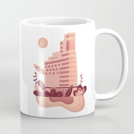 Edificio Natural Coffee Mug