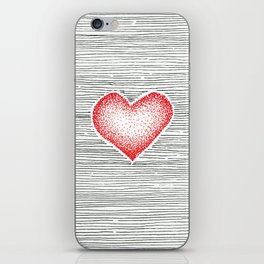 I love you this much iPhone Skin